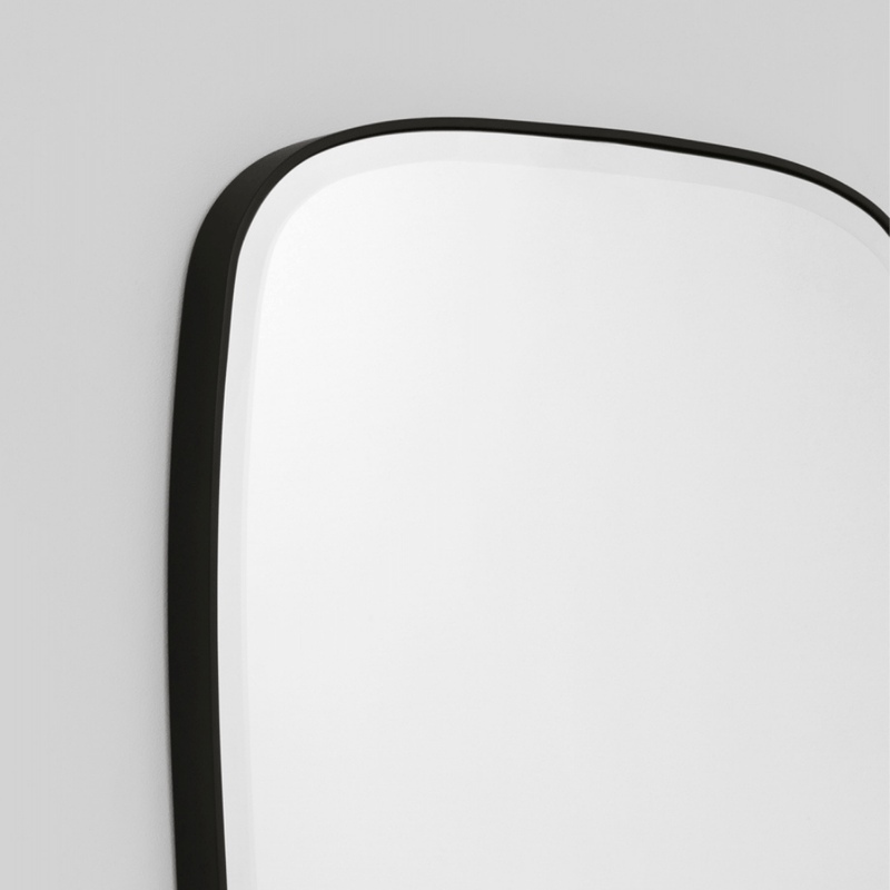 Middle of Nowhere Mirror Mabel Mirror, Black