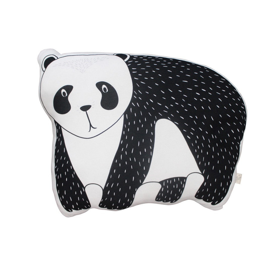 Mister Fly LP Bedding Panda Cushion
