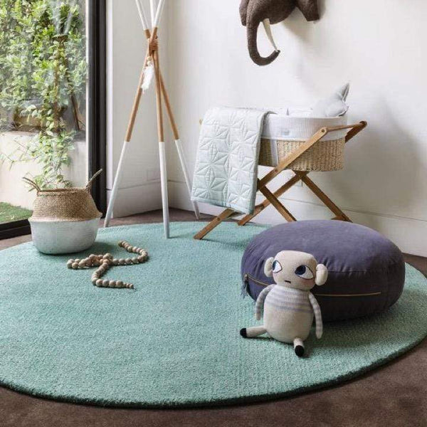 The Rug Collection LP Rugs Harper Rug, Peppermint