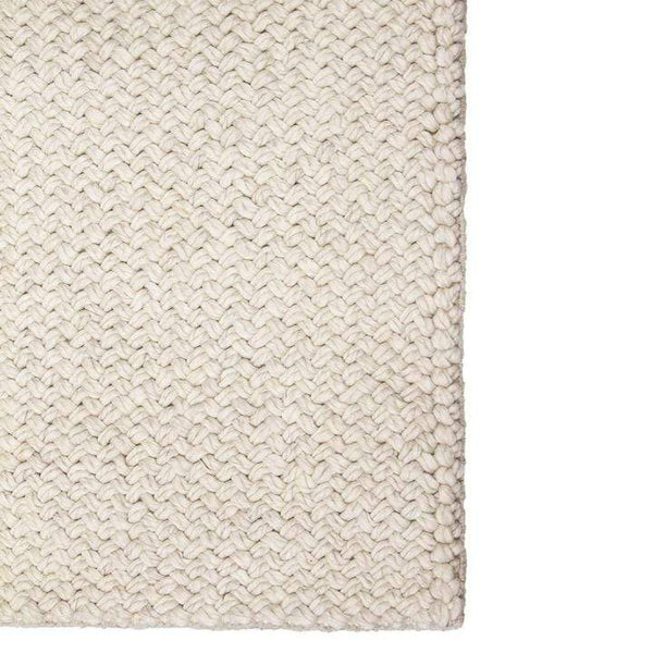 Tribe Home Rugs PARKO / White Rug
