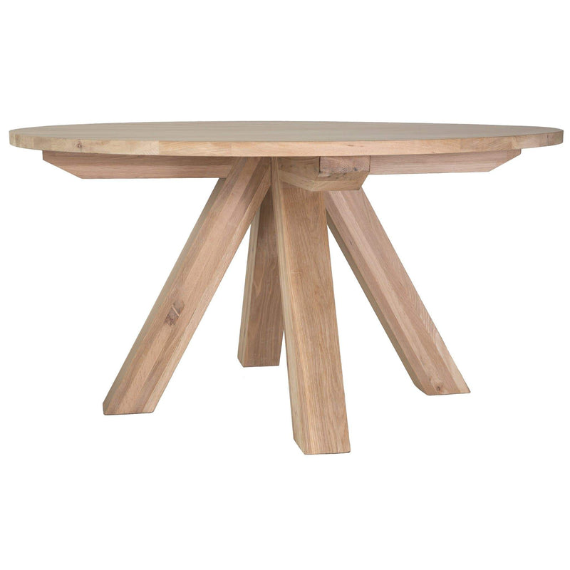 Uniqwa dining table St Croix Dining Table, Natural by Uniqwa Furniture