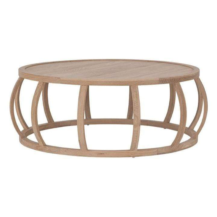 Uniqwa Tables Natural Crabo Coffee Table by Uniqwa Furniture