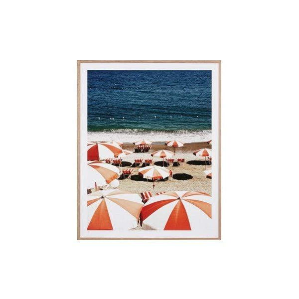 Warranbrooke Artwork Amalfi Sun Print