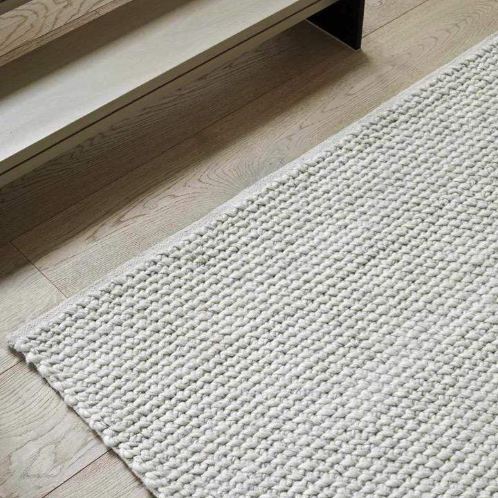 Weave Home Rugs Emerson Rug, Feather