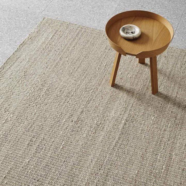 Weave Home Rugs Jimara Rug, Feather