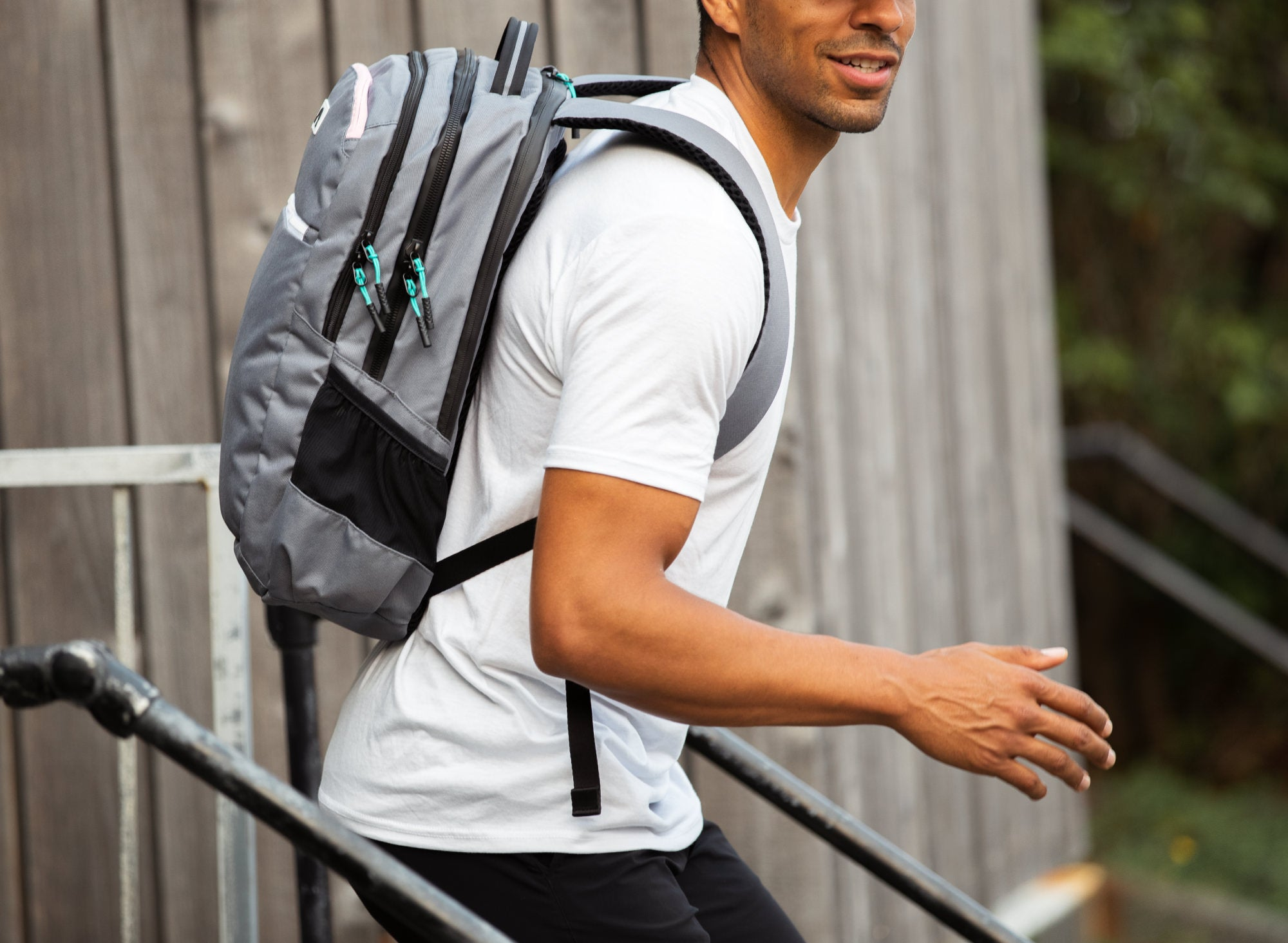 Jones A1 Backpack for the professional golfer