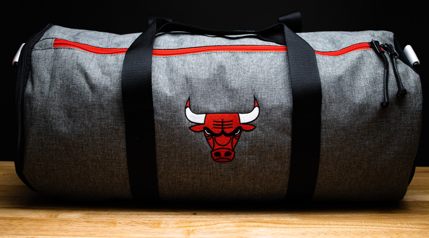 Jones x NBA Varsity Duffle Chicago Bulls