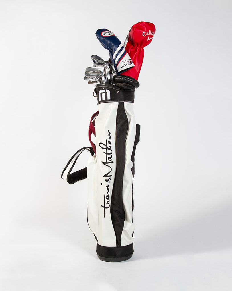 Carry Golf Bag collaboration between Jones and Travis Mathew