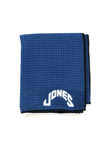 Jones Microfiber Towel - Royal