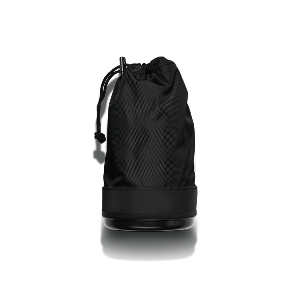 Jones Ranger™ Shag Bag & Cooler - All Black