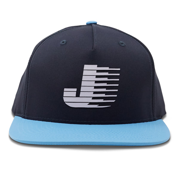 Jones Flying J Performance - Navy/Columbia Blue