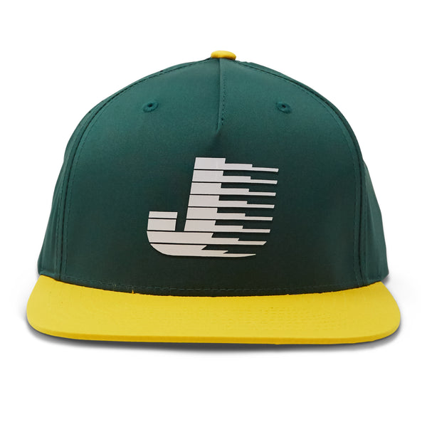 Jones Flying J Performance - Green/Yellow