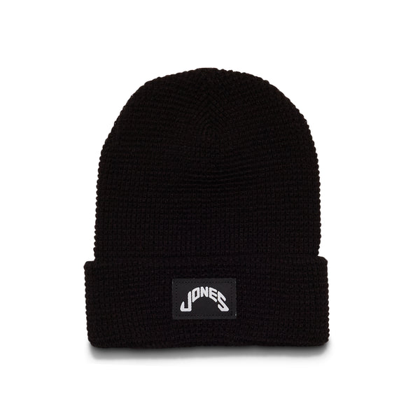 Jones Knit Beanie - Black