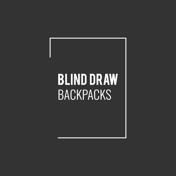 Blind Draw Backpacks