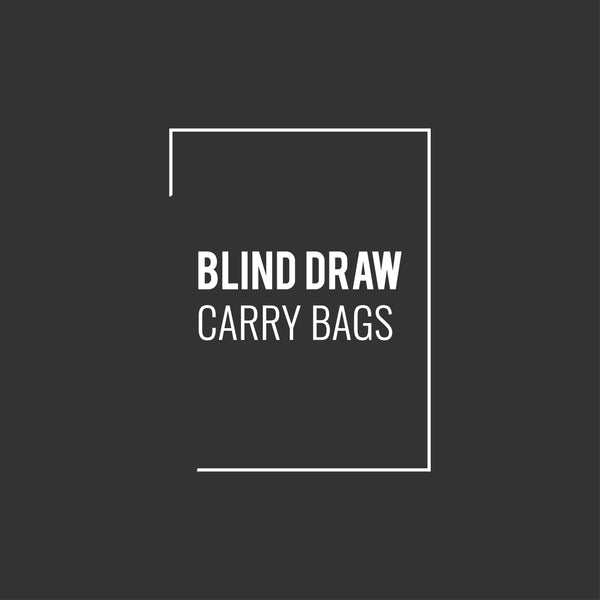 Blind Draw Carry Bags