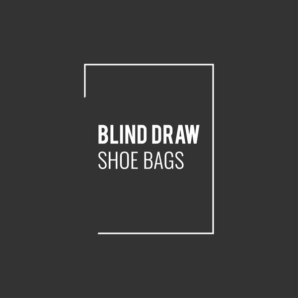 Blind Draw Shoe Bags