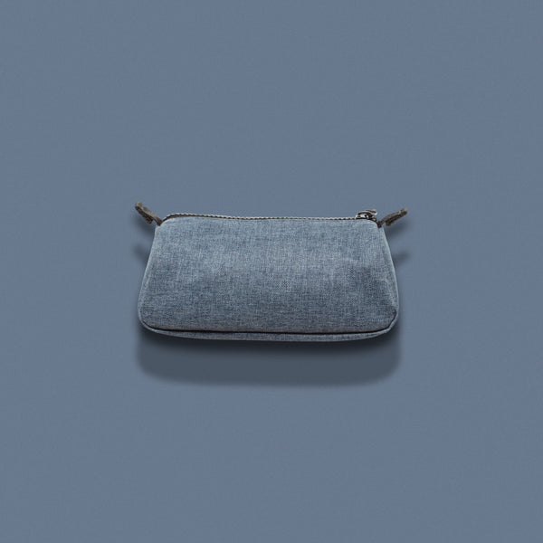 Jones Travel Pouch - Heather Blue