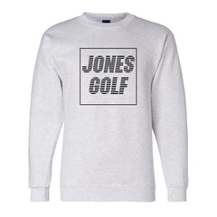Jones Golf Champion® Sweatshirt - Heather Gray
