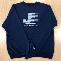 Flying J Champion® Sweatshirt - Navy/Silver