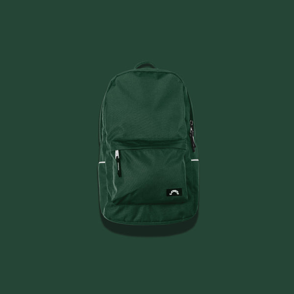 Classic Jones Backpack - Forest Green