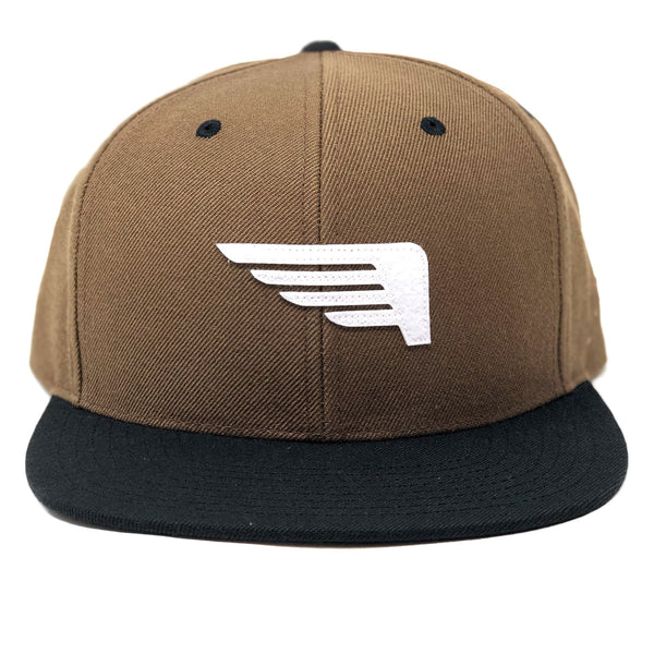Jones Co-Pilot Snapback - Brown