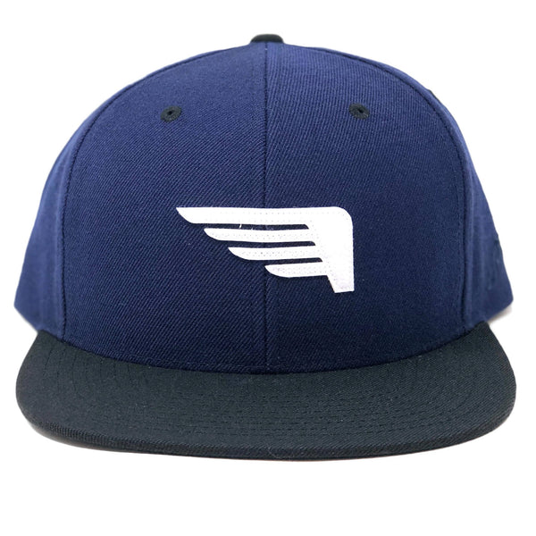 Jones Co-Pilot Snapback - Navy