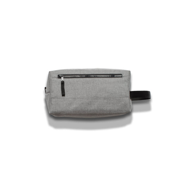 Co-Pilot Dopp Kit - Heather Gray
