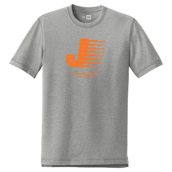 New Era Flying J Tee - Orange/Gray