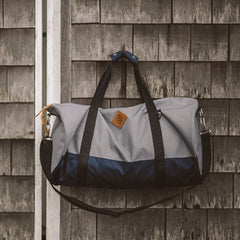 Medium Utility Clubhouse Duffle Bag - Pewter