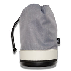 Jones Ranger™ Shag Bag & Cooler - Gray Herringbone