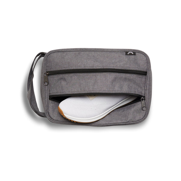Jones Classic Shoe Bag - Heather Gray