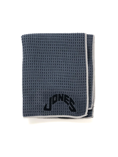 Jones Microfiber Towel - Slate