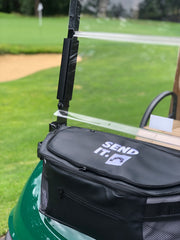 Send It Cart Cooler - Black