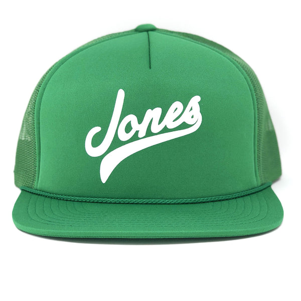 Jones Spring Trainer Foam - Kelly Green