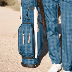 Jones x Bonobos Highlander Classic Stand Bag
