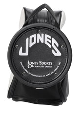 Jones Rider Bag - Black Vinyl
