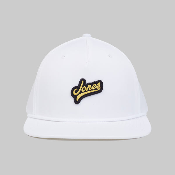 Jones Script 50th Anniversary Edition - White