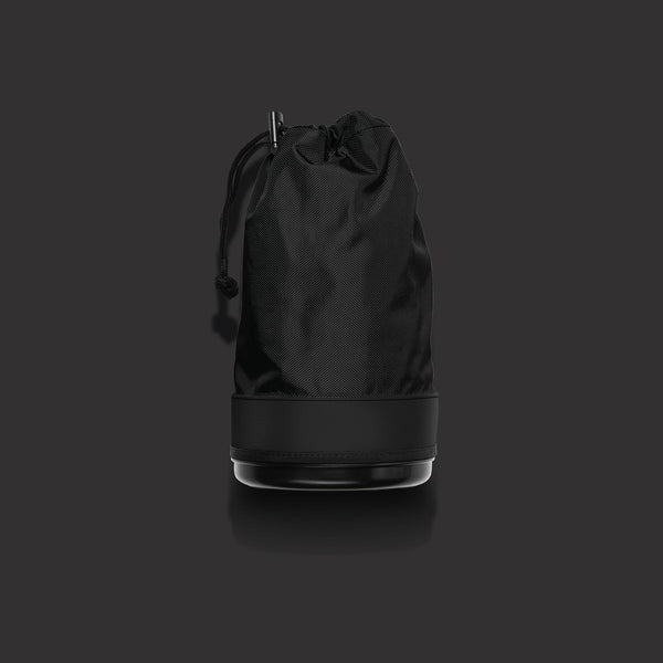 Jones Ranger Shag Bag & Cooler - All Black