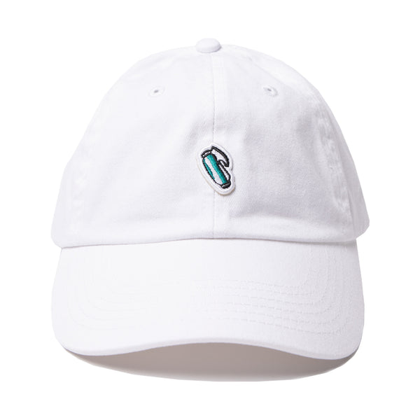 Jones Original Dad Hat - White
