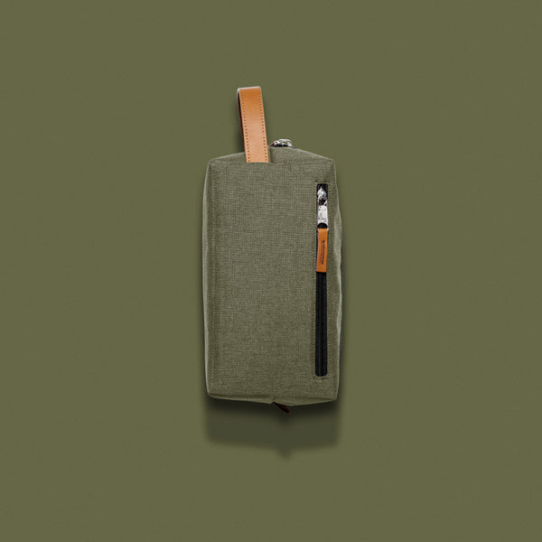 Co-Pilot Dopp Kit - Heather Olive