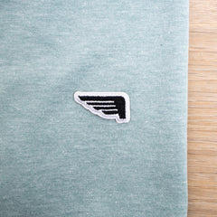 Jones Co-Pilot Patch Tee - Sage