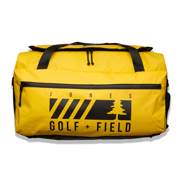 Mini Tour Duffle - Yellow Tarpaulin