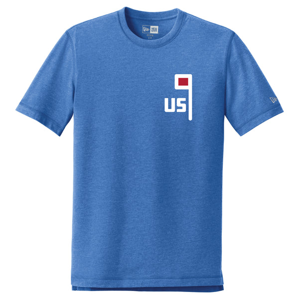 New Era US Flag Tee - Royal