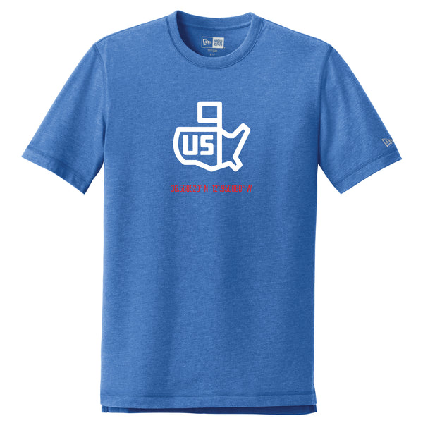 New Era US Icon Tee - Royal