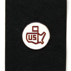 US Flag Ball Marker