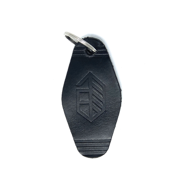 Utility Leather Key Chain