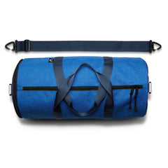 Varsity Duffle - Royal/Navy