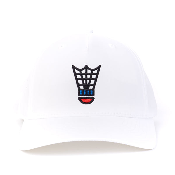Birdie Athletic Snapback - White