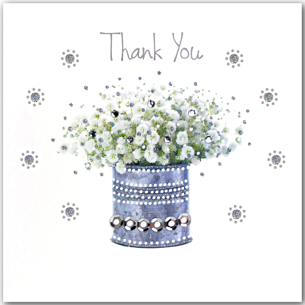 Thank You Flowers - L1606