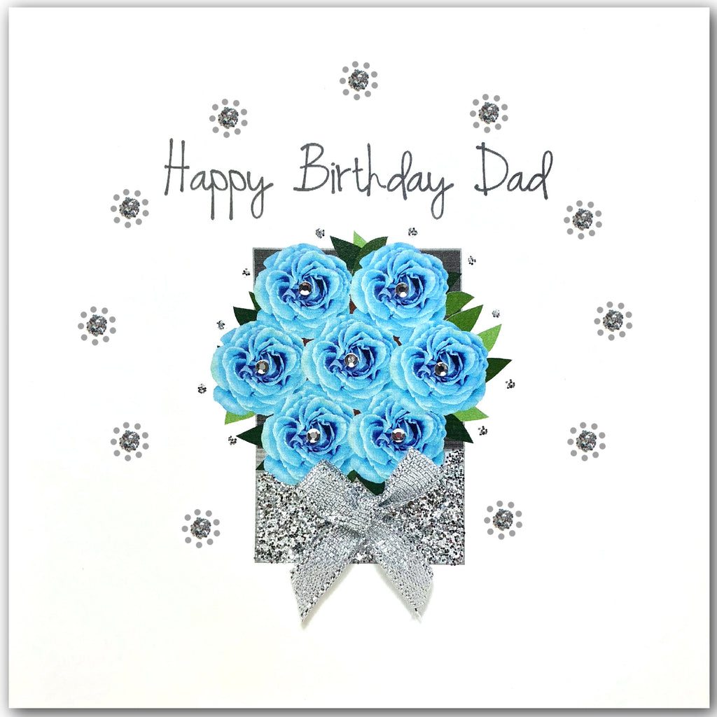 Rose Box Birthday Dad - L1794